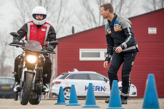 motor rijlessen rijbewijs motor