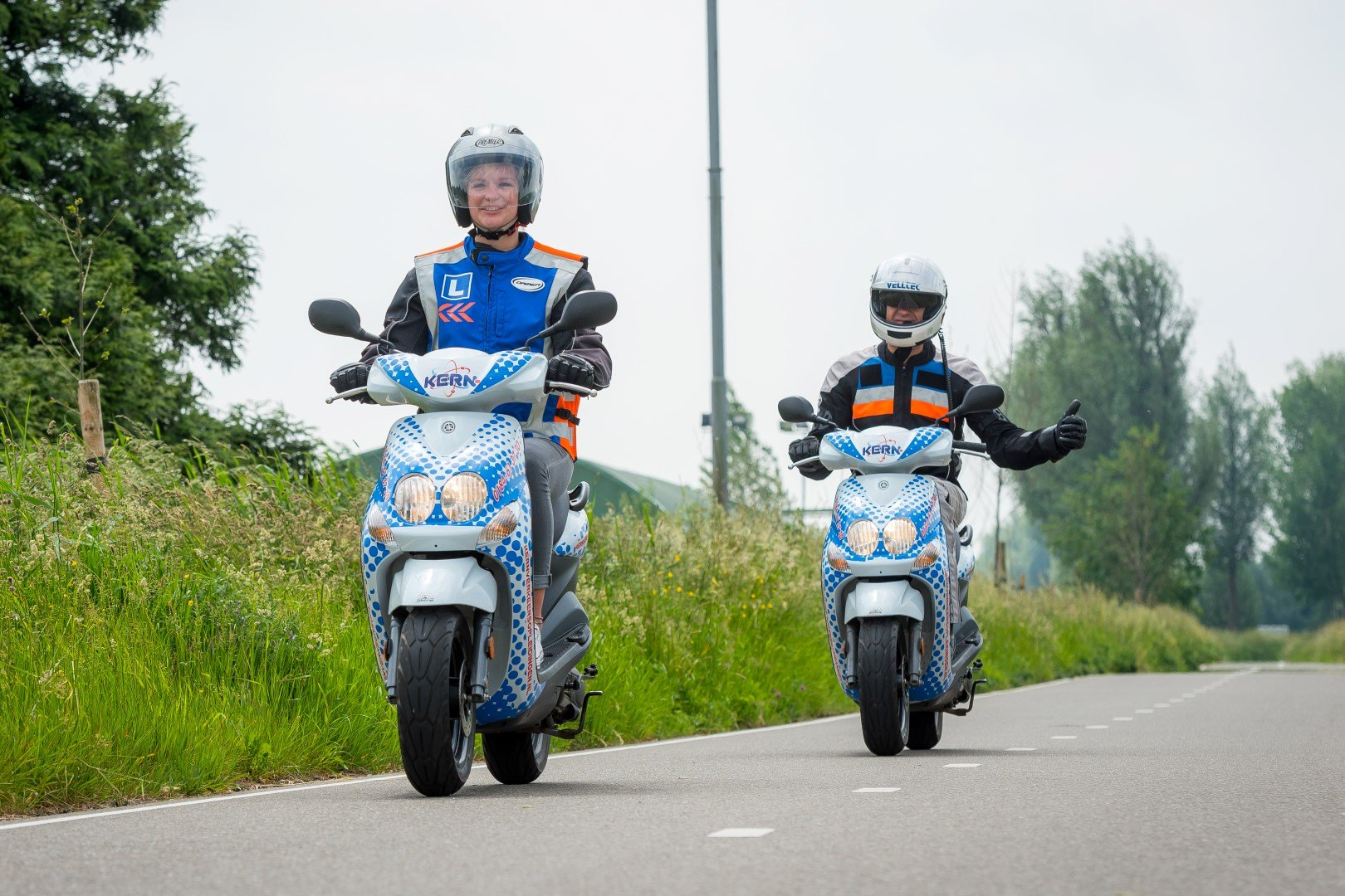 scooters kern verkeersopleidingen